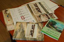 Kalendarze, tomik